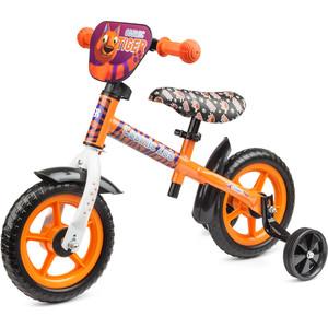 Cosmic Zoo Беговел для малышей с доп.колесиками Ballance Оранжевый (тигренок) (472734/цв 472738) беговел cosmic zoo ballance оранжевый тигренок