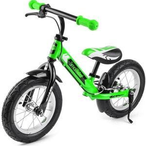 Small Rider Беговел Roadster AIR Зеленый (1164851/цв 1164854) small rider беговел для маленьких волшебников fantasy оранжевый 1224961 цв 1224984