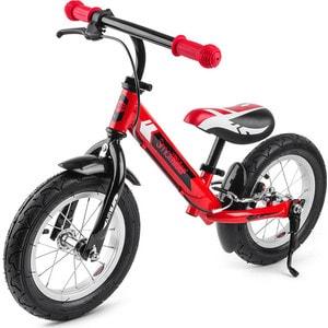 Small Rider Беговел Roadster AIR Красный (1164851/цв 1164858) small rider small rider беговел для детей от 2 лет foot racer air розовый
