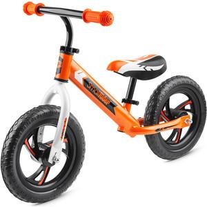 Small Rider Беговел Roadster EVA Оранжевый (1164850/цв 1164853) small rider детский трехколесный велосипед voyager желтый 1224957 цв 1269025