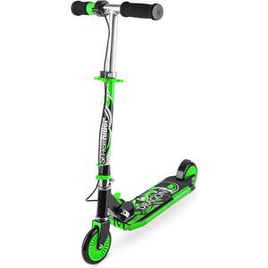 Small Rider Самокат с дымом, звуком, светом Dragon Зеленый (1154419/цв 1154421)