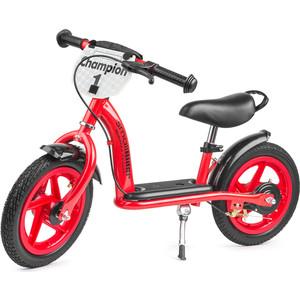 Small Rider Беговел Champion Deluxe красный (221436/цв 223520)