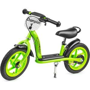 Small Rider Беговел Champion Deluxe зеленый (221436/цв 223521)