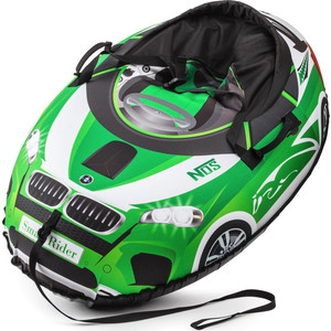 Small Rider Надувные санки-тюбинг Snow Cars 2 Зеленый (332136/цв 936178)