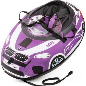 Small Rider Надувные санки-тюбинг Snow Cars 2 Фиолетовый (332136/цв 936458)
