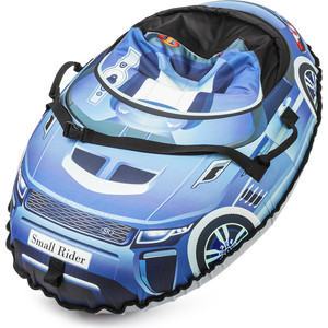 Small Rider Надувные санки-тюбинг Snow Cars 3 Ranger серебро (332136/цв 1217356)