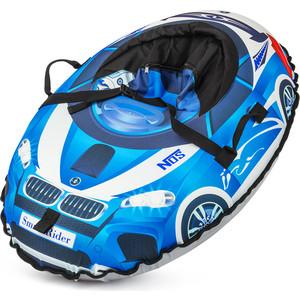 Small Rider Надувные санки-тюбинг Snow Cars 2 BM синий (332136/цв 1217433)