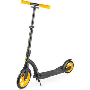 Zycom Самокат с большими колесами Easy Ride 230 черно-желтый (1149139/цв 1149144)