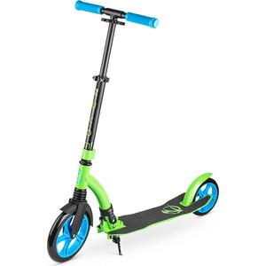 Zycom Самокат с большими колесами Easy Ride 230 зелено-голубой (1149139/цв 1149173)