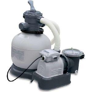 Песочный фильтр-насос Intex 28648 Krystal Clear (резервуар для песка 35кг) фильтр intex 28638