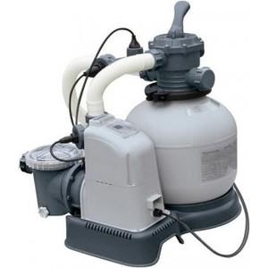 Хлоргенератор Intex 28676 (система морской воды с песочным фильтр-насосом 6000л/ч) лодка intex challenger k1 68305