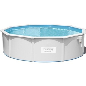 Стальной бассейн Bestway 56384 Hydrium Pool Set 460х120 см jilong prompt set pool 450х90
