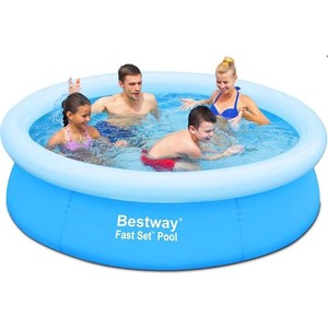 все цены на Надувной бассейн Bestway 57252 (198х51 см) онлайн