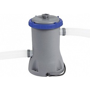 Картриджный фильтр-насос Bestway 58117ASS08 (3028л/ч картридж тип II)