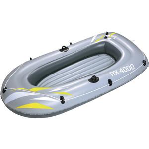 Надувная лодка Bestway 61104 (RX-4000 Raft 223х110 см без вёсел)