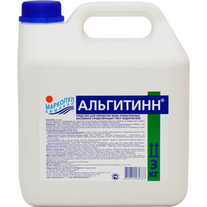 Альгитинн Маркопул Кэмиклс М06 жидкость для борьбы с водорослями 3л