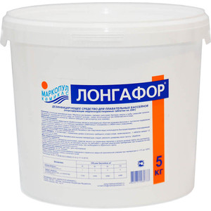 Лонгафор Маркопул Кэмиклс М09 таблетки по 200гр/ 5кг
