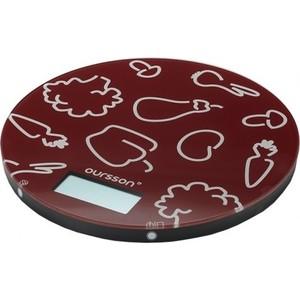Кухонные весы Oursson KS5003GD/DC