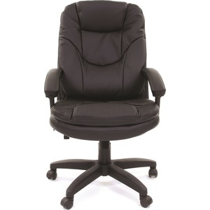 Офисное кресло Chairman 668 LT Россия экопремиум черный офисное кресло chairman 659 terra черный матовый тем орех