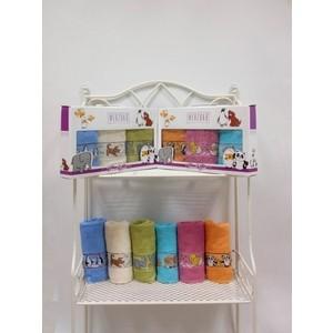 Набор кухонных полотенец Merzuka Детский махра 40x60 3 штуки (8551)