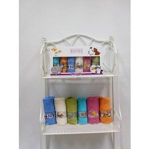 Набор кухонных полотенец Merzuka Детский махра 40x60 6 штук (8552)