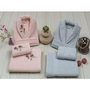 Набор семейный халат 6 предметов Merzuka Doren (8741)
