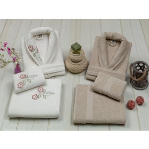 Набор семейный халат 6 предметов Merzuka Karmen (8743)