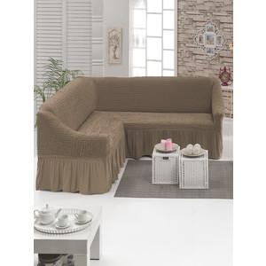 Чехол для углового дивана Juanna (8209 капучино)