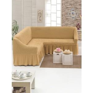 Чехол для углового дивана Juanna (8209 медовый)
