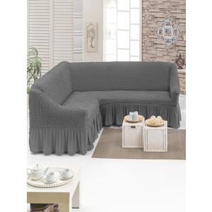 Чехол для углового дивана Do and Co (8209 серый)