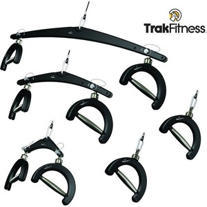 Fitness Club Package 01 TrackHandle (TR01-BK+TB24-BK+TB42-BK+THP01-BK 4 шт.) FCP01