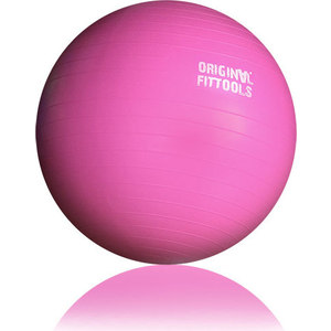 Гимнастический мяч Original Fit.Tools 55 см FT-GBR-55