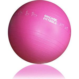 Гимнастический мяч Original Fit.Tools 55 см для коммерческого использования FT-GBPRO-55