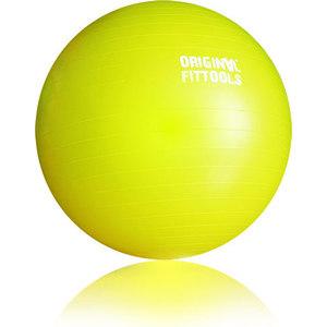Гимнастический мяч Original Fit.Tools 65 см FT-GBR-65 мячи альпина пласт мяч гимнастический фитбол стандарт 65 см