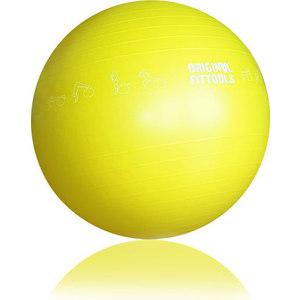 Гимнастический мяч Original Fit.Tools 65 см для коммерческого использования FT-GBPRO-65