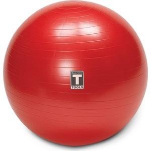 Гимнастический мяч Body Solid ф65 см, красный BSTSB65 body solid gpm 65