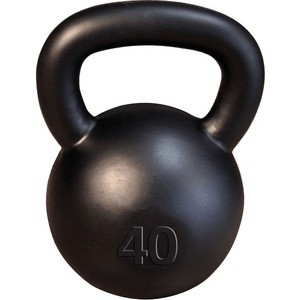 Гиря Body Solid 18,1 кг (40lb) классическая KB40