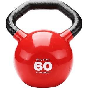 Гиря Body Solid 27,2 кг (60lb) KETTLEBALL KBL60