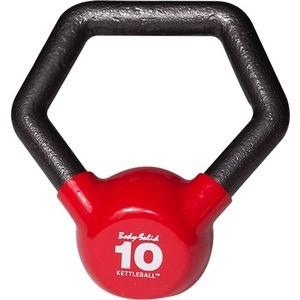 Гиря Body Solid 4,5 кг (10lb) KETTLEBALL KBL10