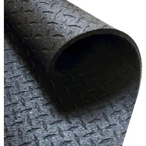 Покрытие Body Solid резиновое для тренажерных залов 122х183х1,3 см RF546