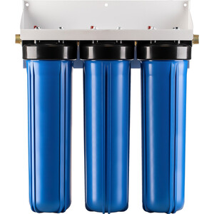 Фильтр предварительной очистки Гейзер 3 И20ВВ (без картриджей) (32068) картридж ppy5 20bb гейзер 28051