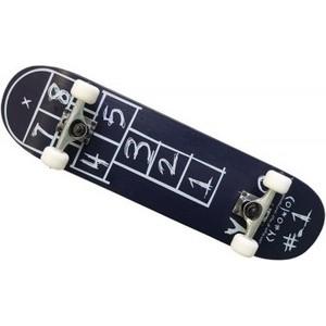 Скейт Moove&Fun Скейтборд клен, цвет A, MP3108-11A