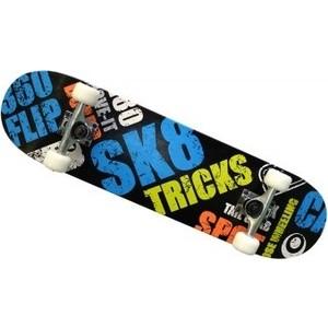 Скейт Moove&Fun Скейтборд клен, цвет B. MP3108-11B