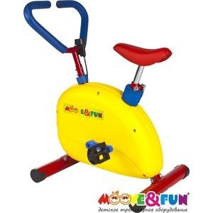 Велотренажер Moove&Fun механический (TFK-02/SH-002W) SH-002W