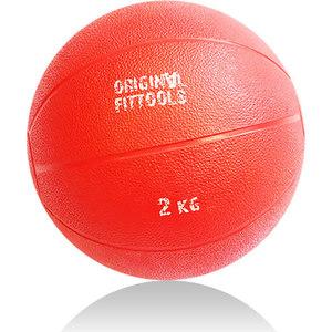Мяч Original Fit.Tools тренировочный 2 кг FT-BMB-02