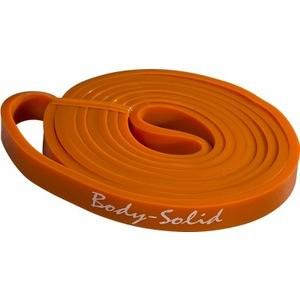 Эспандер Body Solid ленточный ОЧЕНЬ ЛЕГКИЙ 0,5'' / 1,27 см оранжевый BSTB1