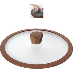 Крышка с силиконовым ободком d 26 см Nadoba Greta (751312)