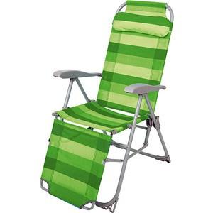 Кресло-шезлонг Ника складное 3К3