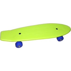 Скейтборд Action PW-512 пластиковый 21x6 скейтборд пластиковый action цвет голубой дека 71 см х 19 см