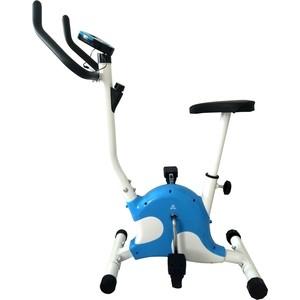 Велотренажер DFC VT-8013 белый/голубой велотренажер dfc b8719rp горизонтальный